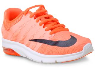 Tênis Feminino Nike 811100-605 Wmns Air Max Era Laranja - Tamanho Médio