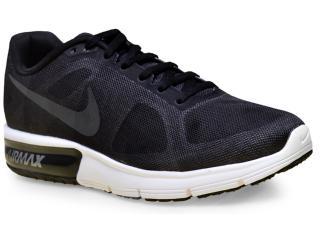 Tênis Feminino Nike 719916-008 cp Max Preto - Tamanho Médio