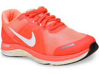 Tênis Feminino Nike 819318-600 Dual Fusion x 2  Laranja - Tamanho Médio