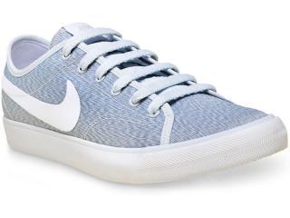 Tênis Feminino Nike 820202-010 Wmns Primo Court Txt  Cinza Claro - Tamanho Médio