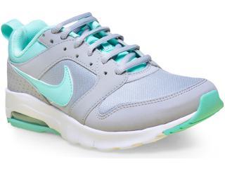 Tênis Feminino Nike 819957-031 Air Max Motion  Cinza/verde - Tamanho Médio