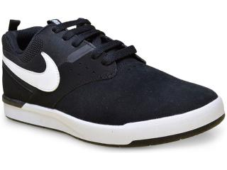 Tênis Masculino Nike 749752-002 sb Air Zoom Ejecta Preto/branco - Tamanho Médio