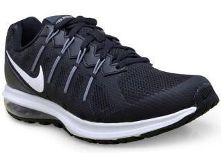 Tênis Masculino Nike 819150-001 Air Max Dynasty Msl Preto/branco - Tamanho Médio