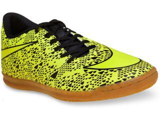 Tênis Masculino Nike 768924-770 Bravata ic  Limão/preto - Tamanho Médio