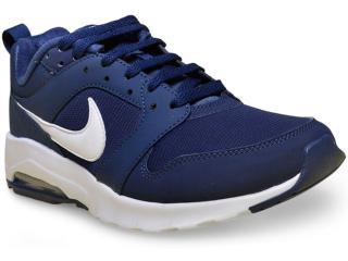 Tênis Masculino Nike 819798-410 Air Max Motion Marinho - Tamanho Médio