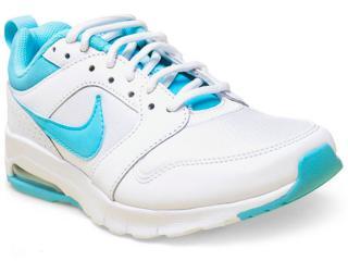 Tênis Feminino Nike 819957-141 Air Max Motion Branco/azul - Tamanho Médio