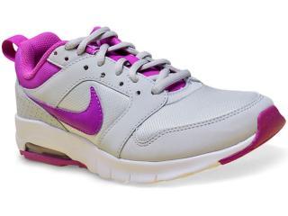 Tênis Feminino Nike 819957-055 Air Max Motion 16  Cinza/roxo - Tamanho Médio