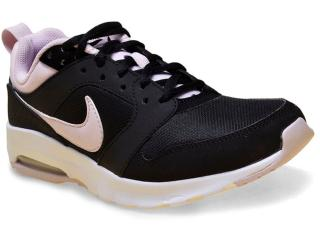 Tênis Feminino Nike 819957-051 Air Max Motion 16 Preto - Tamanho Médio