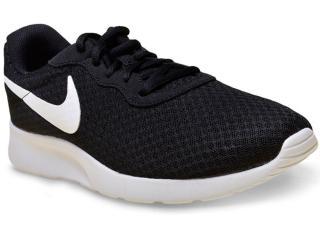 Tênis Masculino Nike 812654-011 Tanjun Preto/branco - Tamanho Médio