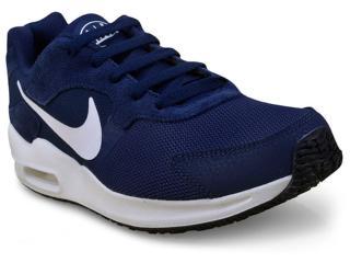 Tênis Masculino Nike 916768-400 Air Max Guile  Marinho/branco - Tamanho Médio