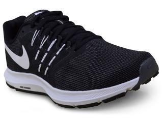 Tênis Masculino Nike 908989-001 Run Swift Preto/branco - Tamanho Médio