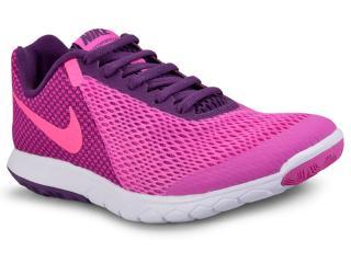 Tênis Feminino Nike 881805-601 Flex Experience rn 6 Pink - Tamanho Médio