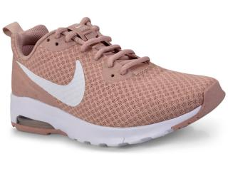 Tênis Feminino Nike 833662-600 Air Max Motion  Rosa Antigo - Tamanho Médio