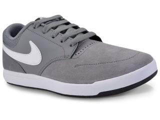 Tênis Masculino Nike 749477-013 sb Fokus Cinza/branco - Tamanho Médio