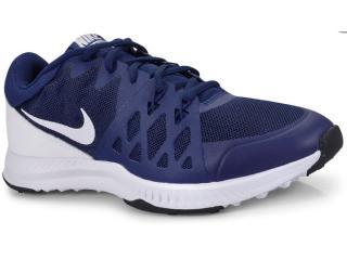 Tênis Masculino Nike 852456-404 Air Epic Speed tr ii Marinho/branco - Tamanho Médio