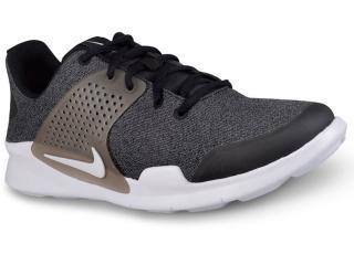 Tênis Masculino Nike 902813-002 Arrowz Chumbo/preto - Tamanho Médio