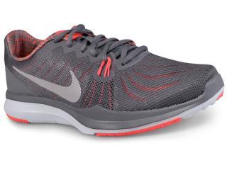 Tênis Feminino Nike 909009-016 Womens  in Season tr 7 Chumbo/coral - Tamanho Médio