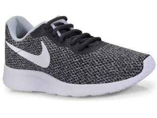 Tênis Feminino Nike 844908-005 Tanjun se Shoe Grafite/branco - Tamanho Médio