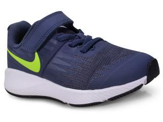 Tênis Nike 921443-404 Marinho Comprar na Loja online... a46e613ee82ee