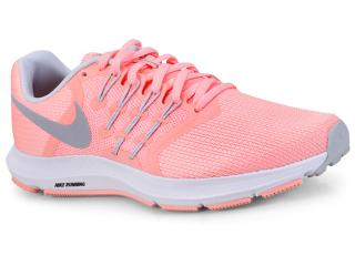 Tênis Feminino Nike 909006-601 Wmns Run Swift Pêssego - Tamanho Médio