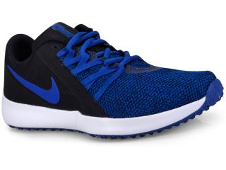 Tênis Masculino Nike Aa7064-004 Varsity Compete Trainer Azul/preto - Tamanho Médio