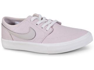 Tênis Feminino Nike Ah4616-001 w sb Portmore ii Bege - Tamanho Médio