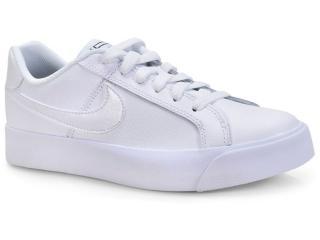 Tênis Feminino Nike Ao2810-102 Court Royale ac Branco - Tamanho Médio