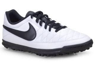 Tênis Masculino Nike Aq7901-107 Majestry Branco/preto - Tamanho Médio