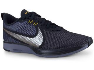 Tênis Masculino Nike Ao1912-004 Z00m Stricke 2 Preto/marinho - Tamanho Médio