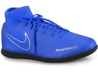 Tênis Masculino Nike Ao3271-400 Phantom Vsn Club df Royal - Tamanho Médio