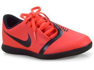 Tênis Masc Infantil Nike Ao0399-600 jr Hypervenom 4 Club ic Vermelho/preto - Tamanho Médio