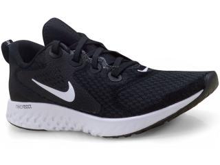 Tênis Masculino Nike Aa1625-001 Legend React Preto/branco - Tamanho Médio
