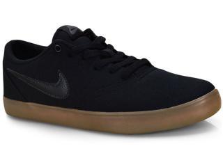 Tênis Masculino Nike 843896-009 Solarsoft Preto/natural - Tamanho Médio
