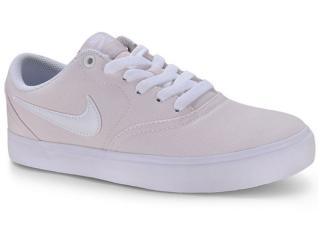 Tênis Feminino Nike 921463-603 sb Check Solar Cnvs Bege - Tamanho Médio