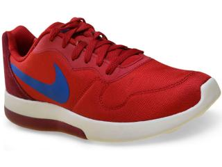 Tênis Masculino Nike 844857-640 md Runner 2 lw Shoe Vermelho - Tamanho Médio