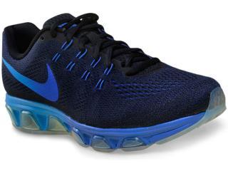Tênis Masculino Nike 805941-040 Air Max Tailwind 8 Marinho/azul - Tamanho Médio