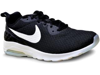 Tênis Masculino Nike   833260-010 Air Max Motion lw   Preto - Tamanho Médio
