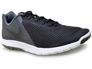 Tênis Masculino Nike 844514-002 Flex Experience rn 5  Preto/grafite - Tamanho Médio
