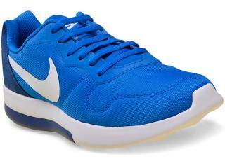 Tênis Masculino Nike 844901-400 md Runner 2 lw Shoe Azul/branco - Tamanho Médio