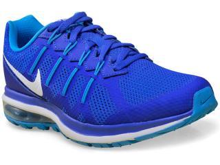 Tênis Feminino Nike 819154-402 Air Max Dynasty Msl Azul - Tamanho Médio