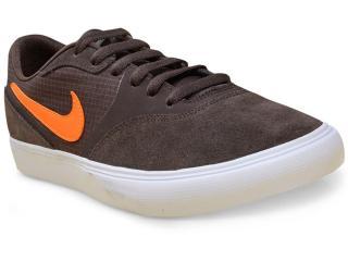 Tênis Masculino Nike 819844-281 sb Paul Rodriguez Marrom - Tamanho Médio