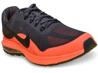check out 67325 1b819 Tênis Masculino Nike 852430-005 Air Max Dynasty 2 Grafitelaranja