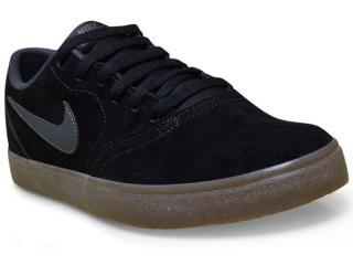 Tênis Masculino Nike 843895-003 sb Check Solar Preto - Tamanho Médio