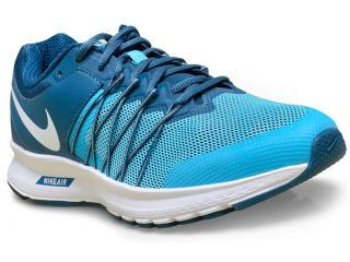Tênis Masculino Nike 843881-403 Air Relentless 6 Msl Azul - Tamanho Médio