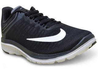 Tênis Feminino Nike 852448-003 fs Lite Run 4 Preto - Tamanho Médio
