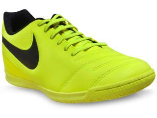 Tênis Masculino Nike 819234-707 Tiempox Rio Iii ic Verde Neon - Tamanho Médio