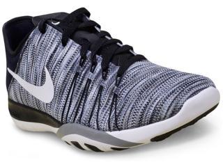 Tênis Feminino Nike 882819-001 Wmns Free tr 6 Amp Preto/cinza - Tamanho Médio