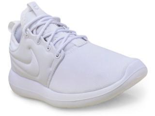 Tênis Feminino Nike 844931-100 w Roshie Two Branco - Tamanho Médio
