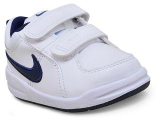 19999059c5d Tênis Masc Infantil Nike 454501-101 Pico 4 Branco marinho