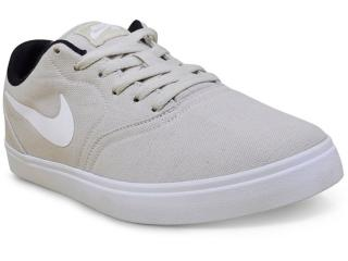 Tênis Masculino Nike 705268-012 sb Check Cnvs Areia - Tamanho Médio